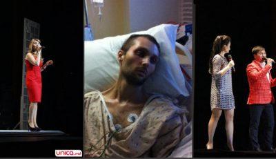 Au cântat ca să-l salveze pe tânărul care a suferit un atac cerebral în SUA