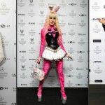 Foto: Machiaj vulgar și accesorii sintetice la Fashion Week-ul de la Moscova