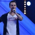 """Foto: Vova de la Chișinău a cântat """"Titanium"""" la X Factor"""