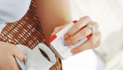 Îndulcitorii artificiali pot duce la diabet