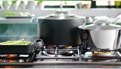 Cum să alegi vasele de bucătărie pentru gătit