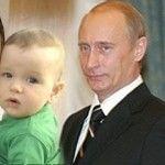 Foto: Confirmat! Alina Kabaeva are doi copii
