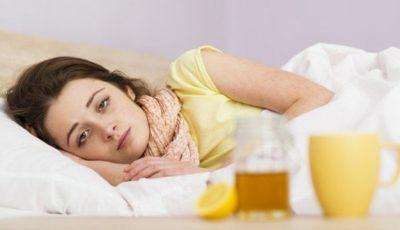 Evită produsele lactate, dacă eşti răcită
