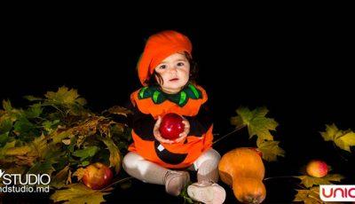 Sofia Ţurcanu este câştigătoarea concursului Baby Star!