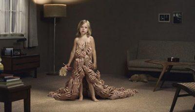 Imagini şocante folosite de companiile de publicitate