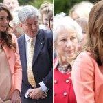 Foto: Kate Middleton a plecat de la Palat
