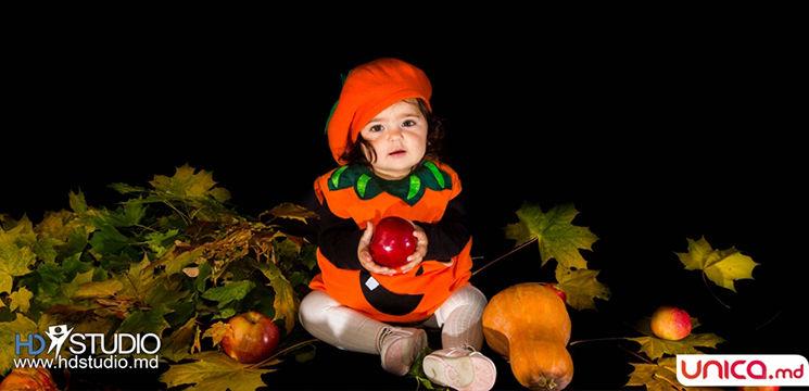 Foto: Sofia Ţurcanu este câştigătoarea concursului Baby Star!