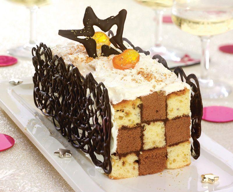Prăjitură-şah-mat
