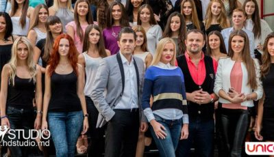 Start casting Fashion Tv Moldova