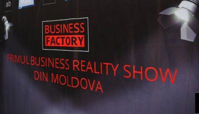 """Start reality show-ului """"Business Factory"""". Află cine sunt eroii care îşi vor transforma ideile de business în realitate"""