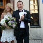 Foto: Marat Bașarov i-a rupt nasul soției!