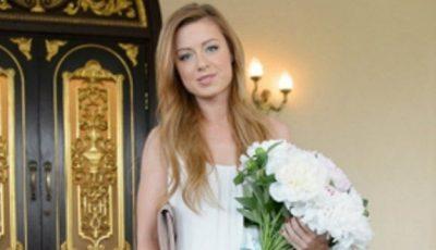 Iulia Savicheva s-a măritat. Azi face nunta!