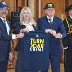 Foto: Nelly Ciobanu a devenit ambasadoare Interpol!
