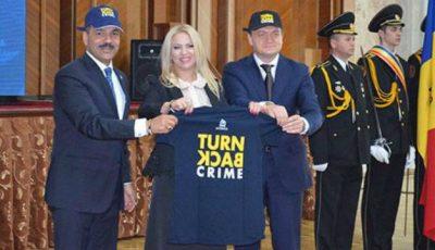 Nelly Ciobanu a devenit ambasadoare Interpol!