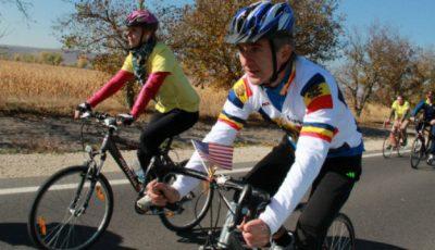 Câți kilometri a parcurs Iurie Leancă cu bicicleta!
