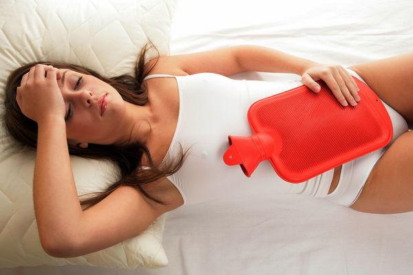 cum să slăbești atunci când menstruează)