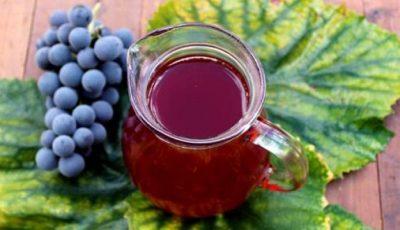 Mustul de struguri, un laxativ natural plin de vitamine şi minerale!