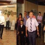 Foto: Şoc la o nuntă din Moldova. Chelnerii au distrus evenimentul