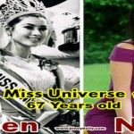 Miss Univers 1965 a uitat să îmbătrânească: la 67 de ani arată ca la 18!