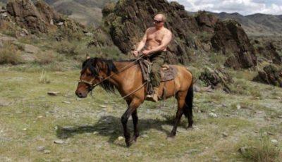 Putin a ales un loc ciudat unde își va sărbători ziua de naștere