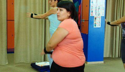 Tragedia familiei a schimbat-o! S-a îngrășat cu 40 de kilograme