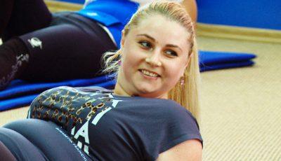 """Tatiana Ploșniță:""""Din cauza kilogramelor am renunțat la sportul meu preferat""""!"""