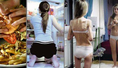 Confesiunile unei femei ce suferă de bulimie