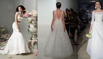 Rochii de mireasă, trenduri 2015