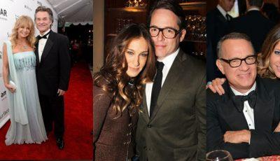 Cele mai longevive cupluri de celebrităţi!