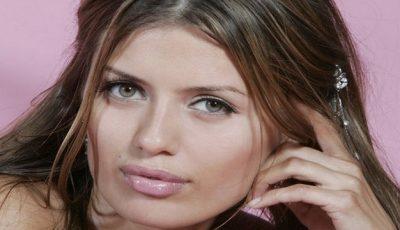 Victoria Bonia- victima buzelor de plastic!