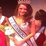 Foto: O moldoveancă a devenit Miss Minnesota 2014!