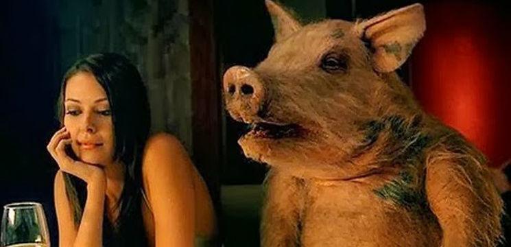 Foto: Ipocrizia masculină – când porcii visează la dive