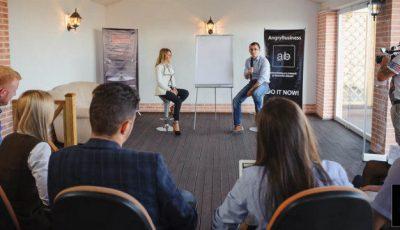 Vezi cea de-a doua emisiune a primului business reality show din Moldova
