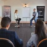 Foto: Vezi cea de-a doua emisiune a primului business reality show din Moldova