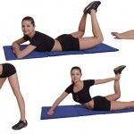 Foto: 5 Exerciţii pentru un spate sănătos!