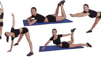 5 Exerciţii pentru un spate sănătos!