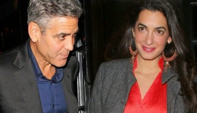 George și Amal Clooney vor avea un copil!