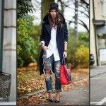 Foto: 12 outfit-uri stilate de toamnă!