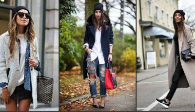12 outfit-uri stilate de toamnă!