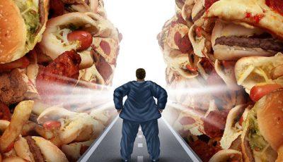 Mulţi obezi sunt malnutriţi! Cum este posibil?