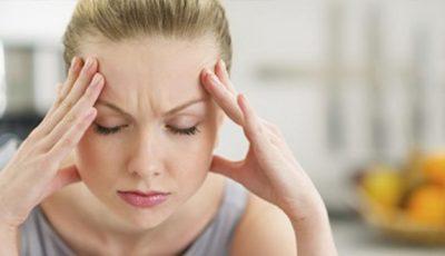 Cum să înlături cefaleea şi durerile menstruale făcând presopunctură