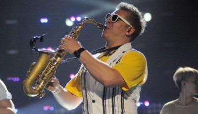 Saxofonistul de la Sun Stroke Project a devenit tată