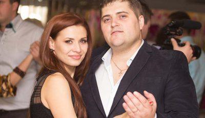 Soţia lui Ady, însărcinată în şase luni. Poze