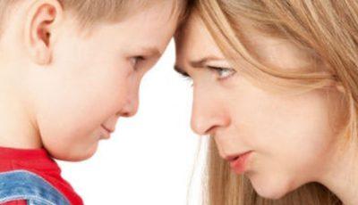 Test pentru părinţi! Vezi dacă îţi educi corect copilul