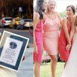 Super recorduri înregistrate la nunți