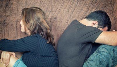 Simptome ale unui mariaj sortit divorțului