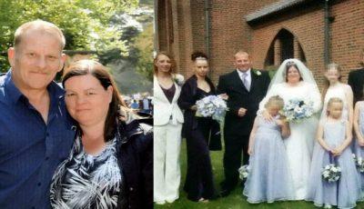 O femeie a fost arestată imediat după ce a pus pe Facebook imagini de la nunta ei!