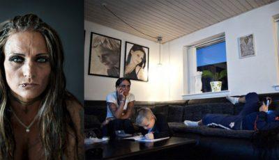 Povestea  unei mame, care muncește, oficial, prostituată