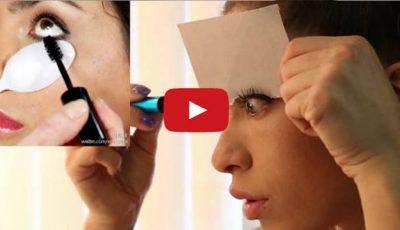 Trucuri simple pentru machiajul zilnic! Video