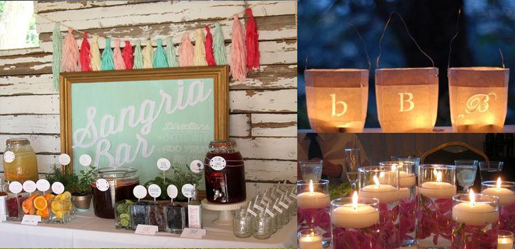 Foto: Decorațiuni de nuntă pe care le poți face singură